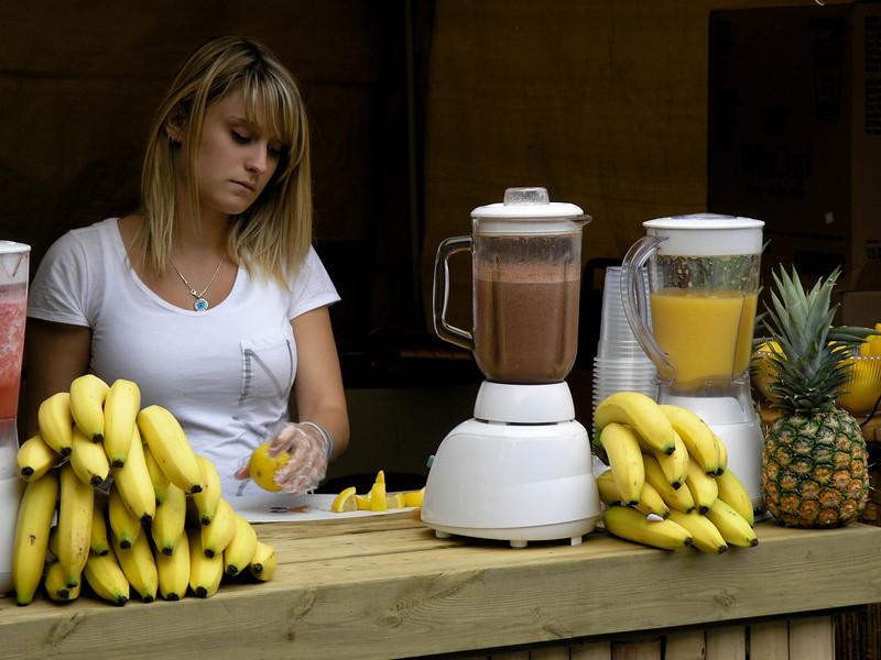 Banana Lady 2