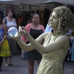 Orb Lady
