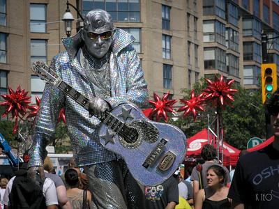 Silver Elvis 2