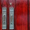 Metropolitan United Church Door