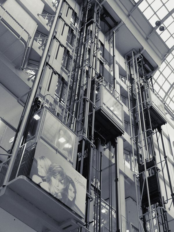 Eaton's Elevator