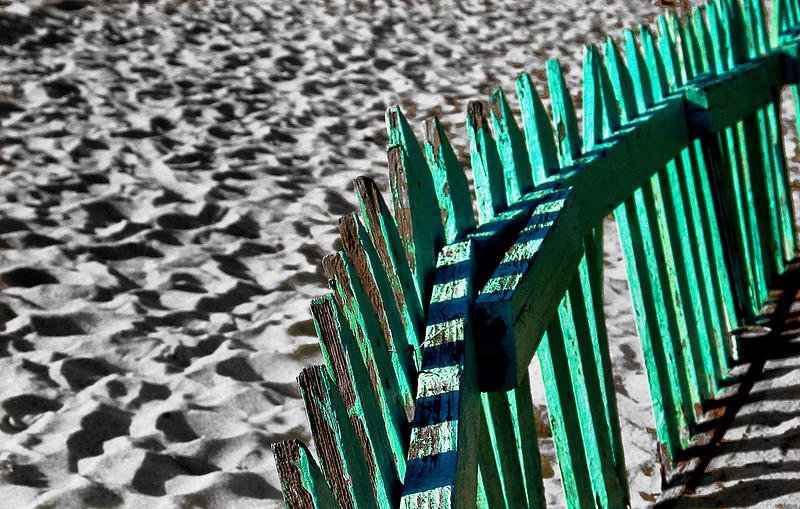 Beach Barrier