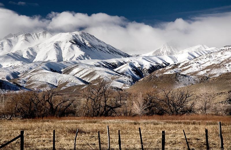 Sierra Nevada Winter
