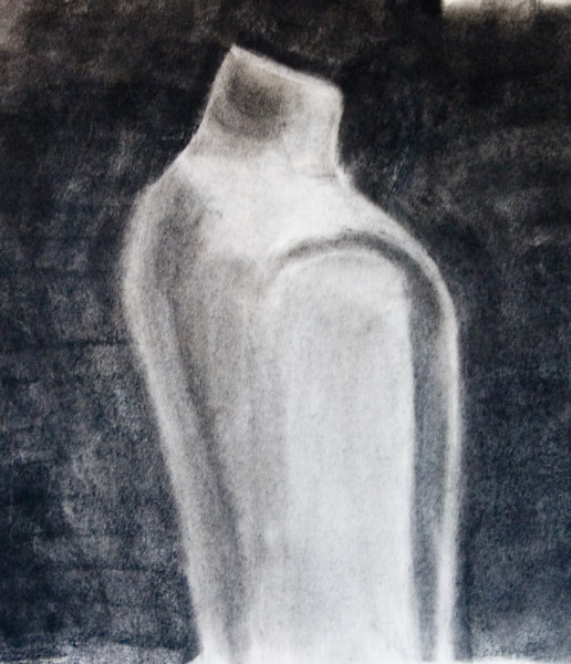Still Life - Charcoal