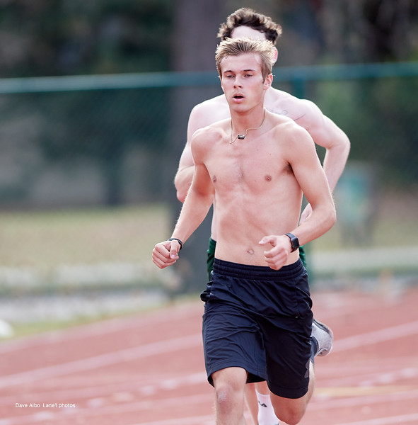 200 meter repeat workout