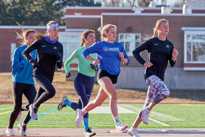 TrainingGroups, CU Runners, Boulder