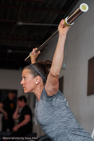 Eva-Barbell Strategy workout