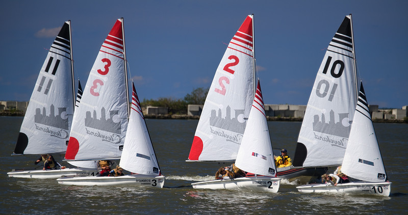 Cleveland Sailing Races