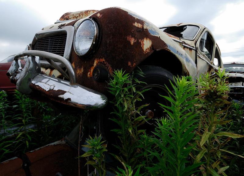 Volvo Graveyard