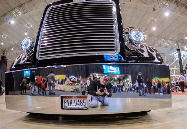 Piston Power Show - Me