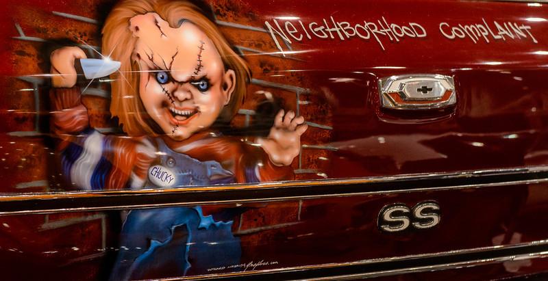 Piston Power Show - Chucky