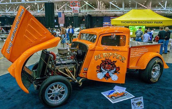Piston Power Show - Dave Potter's Car