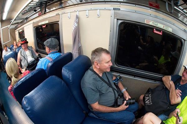 Night Train Ride