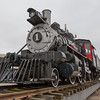 Waco, Beaumont, Trinity & Sabine RR No. 1, Steam Engine on display at Galveston Railroad Museum.