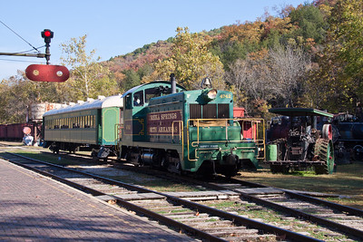 Trains in Arkansas