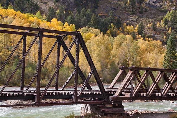Trains in Colorado