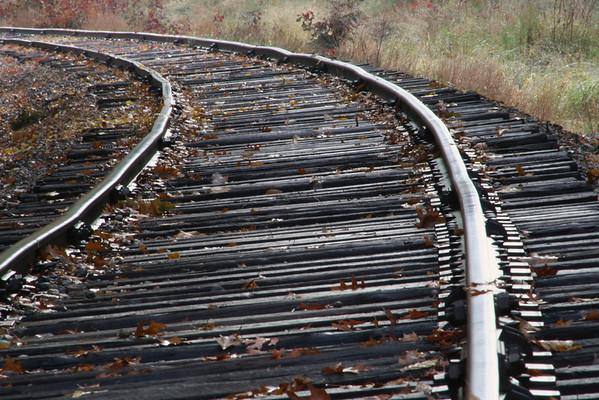 Winnipesaukee RR Tracks  - Laconia