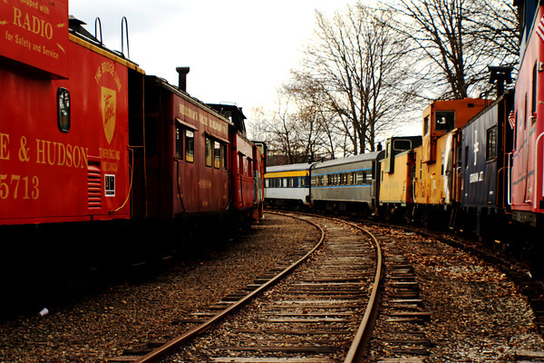 Tilton Trains<br /> Tilton, NH