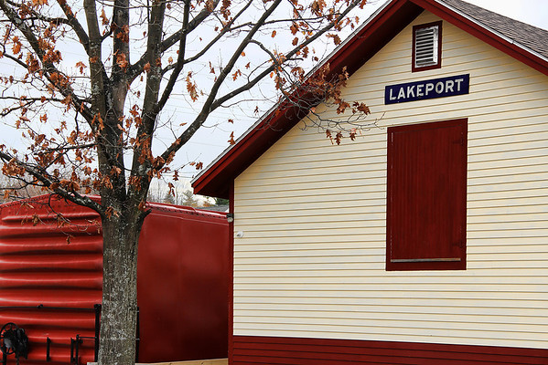 Lakeport Station<br /> Laconia, NH