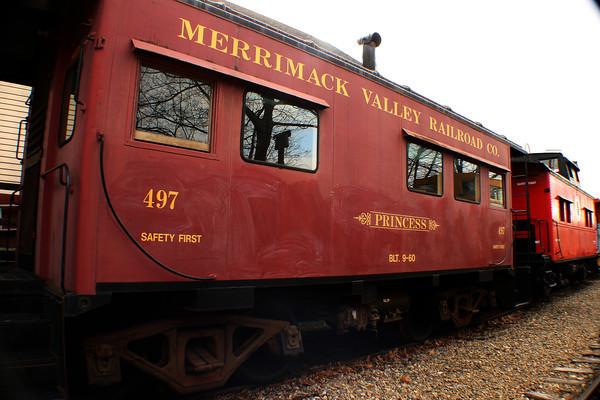 Merrimack Valley Railroad Co.<br /> Tilton, NH