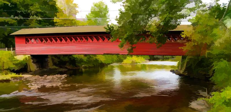 Covered Bridges (Bennington, VT)