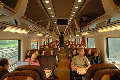 High speed train - TGV, France