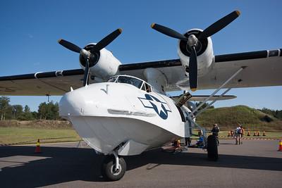 Consolidated PBY-5A Catalina (G-PBYA)