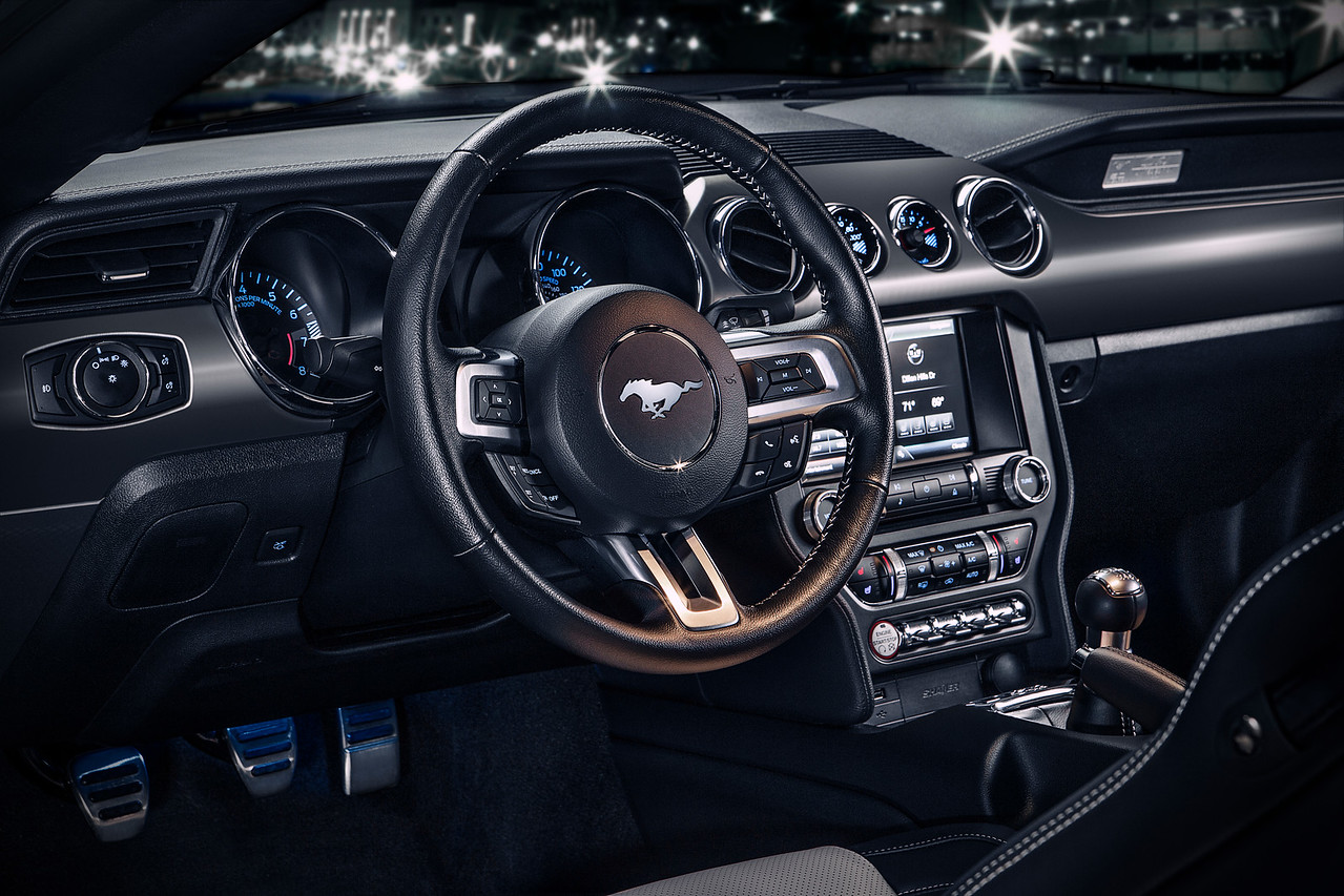 2015 Mustang 50th Anniversary Edition