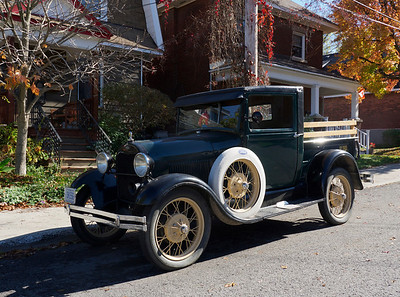 '29 Ford Delivery Truck _1180833