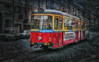 Innsbruck Trolley