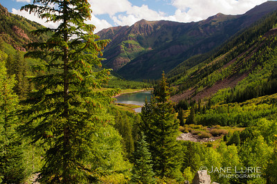 Valley View, Maroon Bells, Aspen