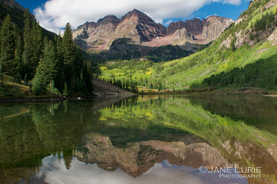 Maroon Bells Reflection II
