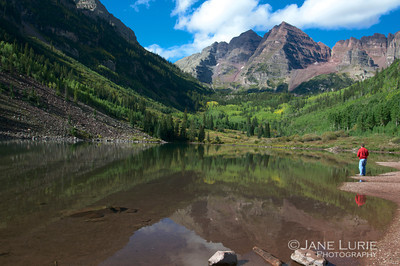 Amazing View, Maroon Bells