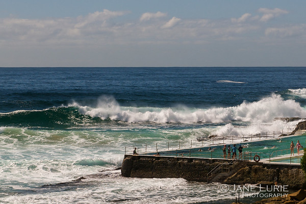 Icebergs Pool, Bondi Beach