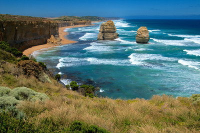 Coastal Beauty, East of the 12 Apostles, Australia