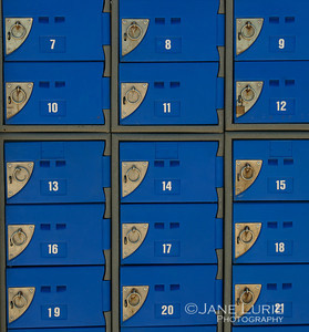 Bondi Beach Lockers