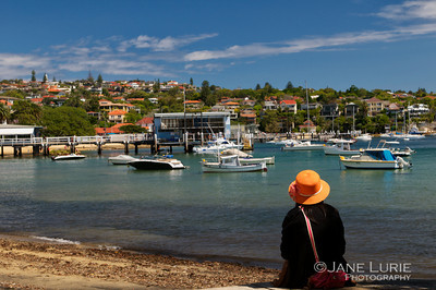 Orange Hat, Watson's Bay