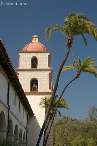The Old Mission, Santa Barbara