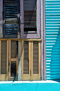 Lines and Shutters