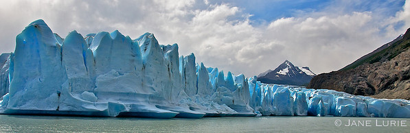 Gray Glacier, Chile