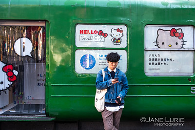 Hello Kitty? Tokyo