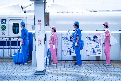 The Crew Awaits, Kyoto