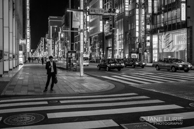 All Alone, Tokyo