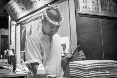 Yakatori Master, Tokyo