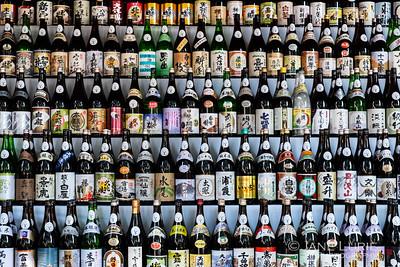 Saki Bottles, Tokyo