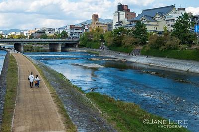 Walkers, Kyoto