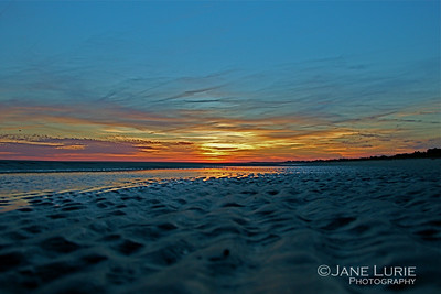 Sunset On Kiawah