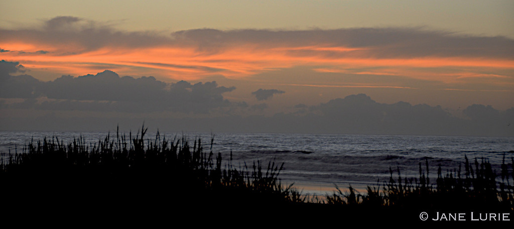 Sunrise and Dunes, Kiawah Island, SC