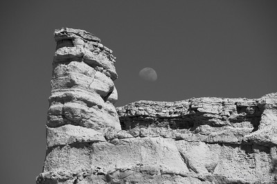 Hoodoo and Moon