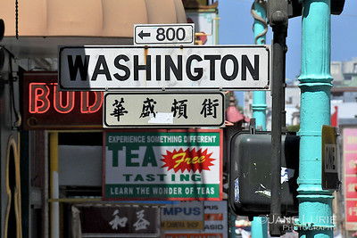 Signs, Chinatown, San Francisco